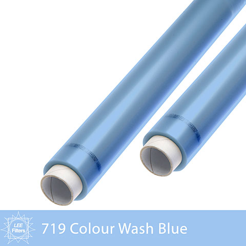 LEE Filters 719 Colour Wash Blue