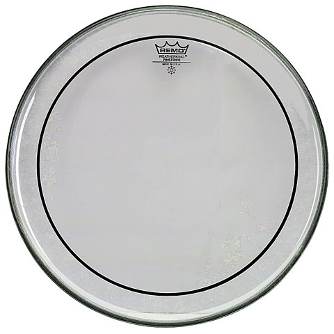Remo Pinstripe Clear PS-0308-00