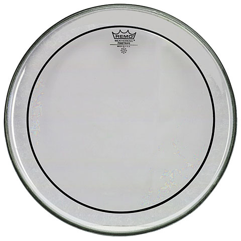 Remo Pinstripe Clear PS-0314-00