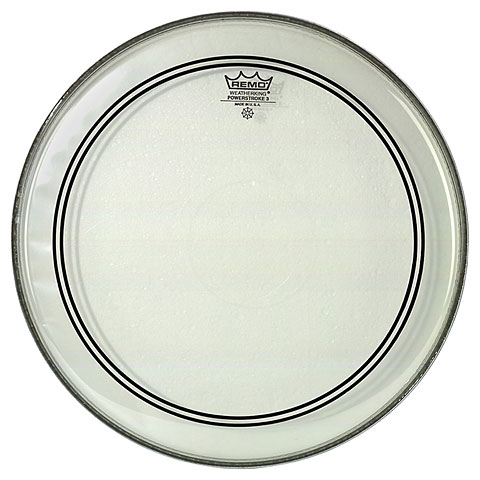 Remo Powerstroke 3 Clear P3-1322-C2