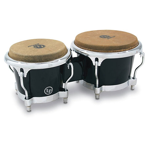 Latin Percussion Fiberglass LP200XF-BK