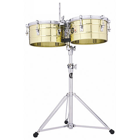 Latin Percussion Tito Puente LP256-B Solid Brass