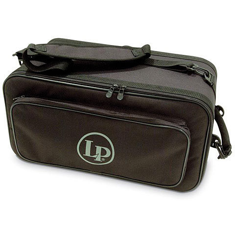 Latin Percussion LP533-BK Pro Bongo Bag
