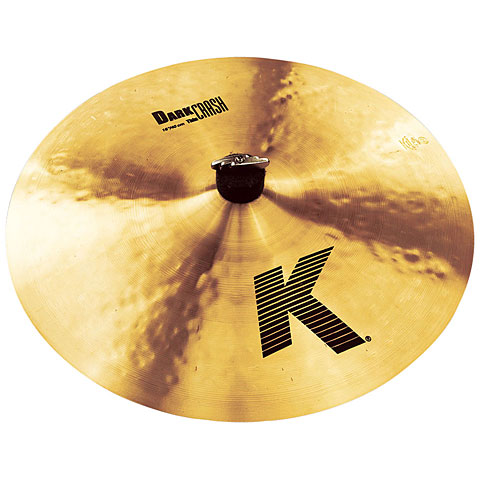 Zildjian K 16  Dark Thin Crash