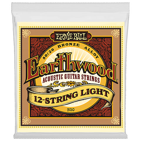 Ernie Ball Earthwood EB2010 009-046 12 String