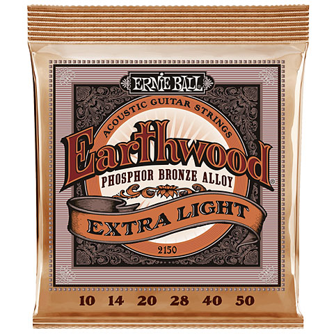 Ernie Ball Acoustic EB2150 010-050