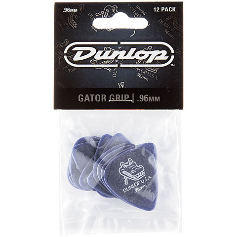 Dunlop Gator Grip 0,96mm (12Stck)