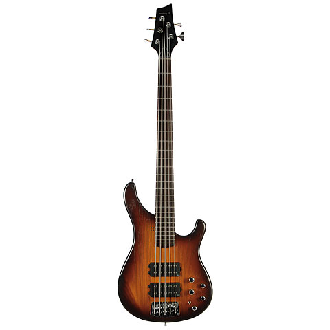 Sandberg Basic Ken Taylor 5-String Tobacco Burst 2PH