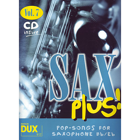 Dux Sax Plus! Vol.7