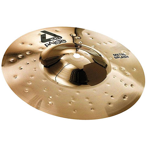 Paiste Alpha Brilliant 10  Metal Splash