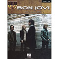 Play-Along Hal Leonard Guitar Play-Along Bon Jovi Vol.114