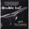 Saiten E-Gitarre Steinberger Double Ball Light
