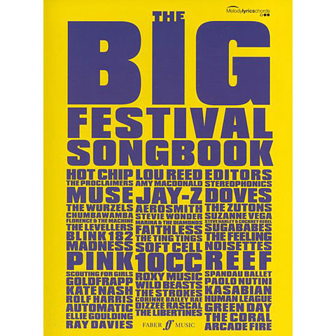 Faber Music Songbook