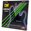Saiten E-Bass DR Neon Green Medium 5