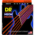 DR Neon Orange Medium « Saiten E-Gitarre