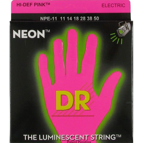 DR Neon Pink Heavy