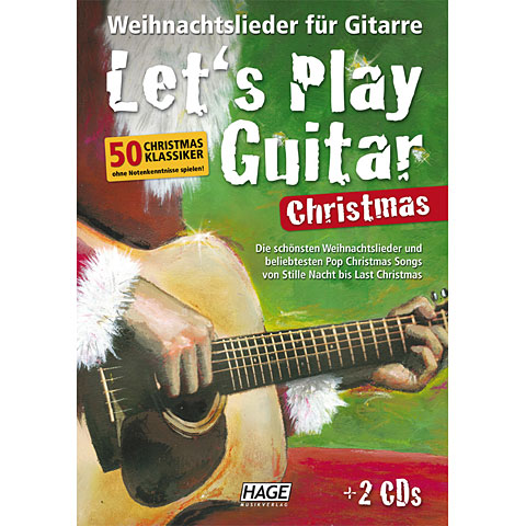 Hage Let's Play Guitar Christmas