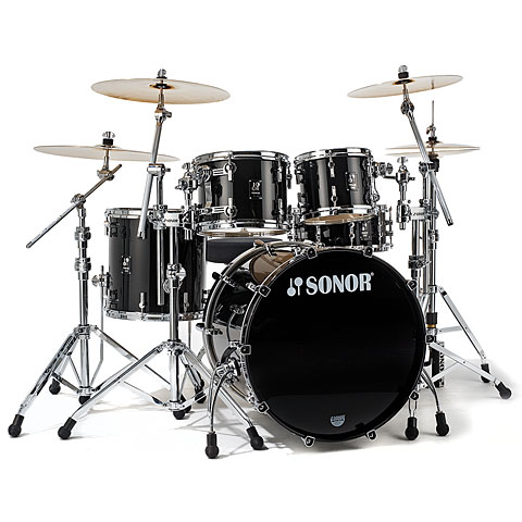 Sonor ProLite PL 12 Studio1 Brilliant Black