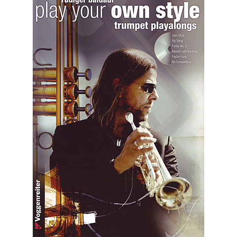 Voggenreiter Play Your Own Style