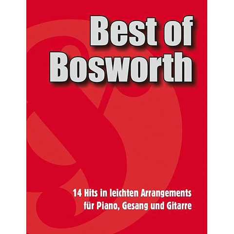 Bosworth Best Of Bosworth