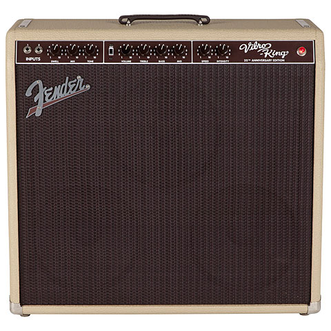 Fender Custom Vibro-King 20th Anniversary Blonde