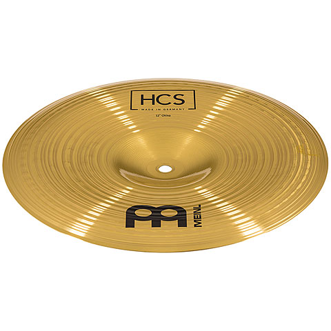 Meinl 12  HCS China