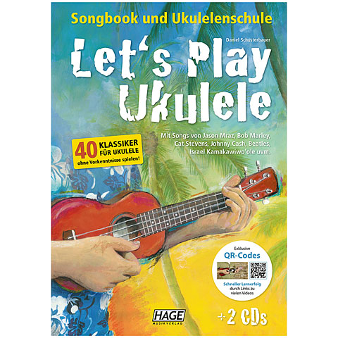 Hage Let's Play Ukulele