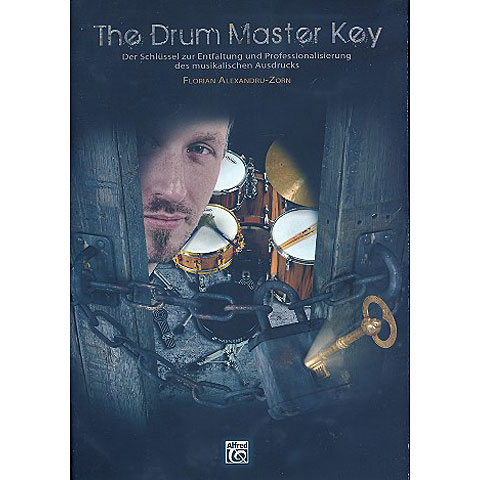 Alfred KDM The Drum Master Key