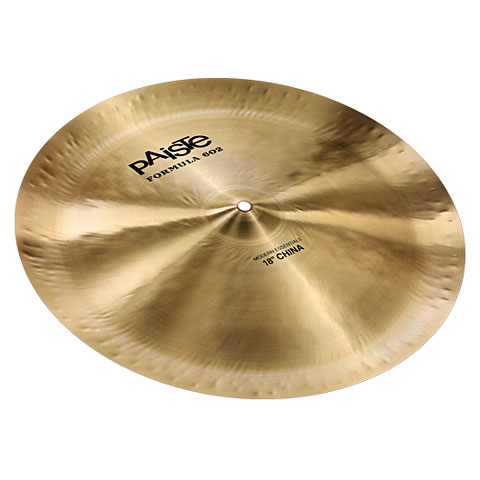 Paiste Formula 602 Modern Essentials 18  China