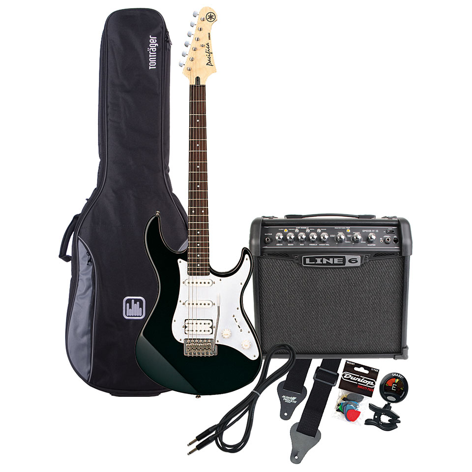Yamaha Pacifica Bundle