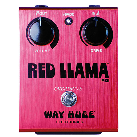 Way Huge Red Llama