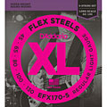 Saiten E-Bass D'Addario EFX170-5 Flex Steels .045-130