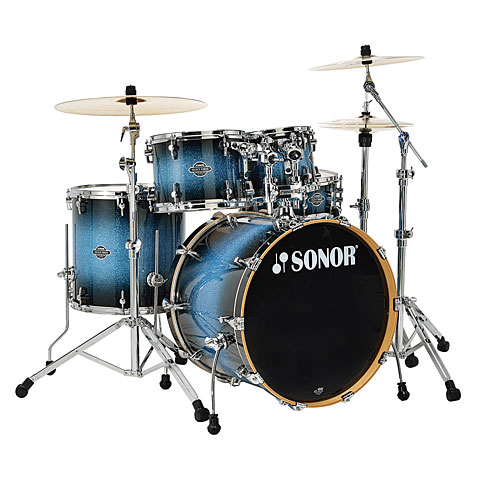 Sonor Select Force SEF 11 Studio WM Blue Galaxy Sparkle