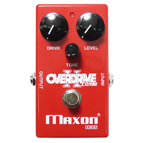 Maxon OD808X Extreme Overdrive