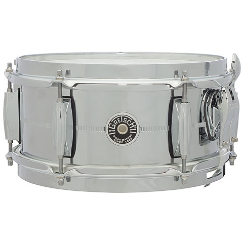 Gretsch USA Brooklyn 10  x 5 , Chrome over Steel Snare