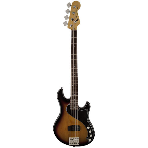 Squier Deluxe Dimension Bass IV, 3TS