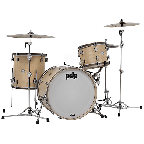 pdp Concept Classic 22 Natural/Walnut Hoop