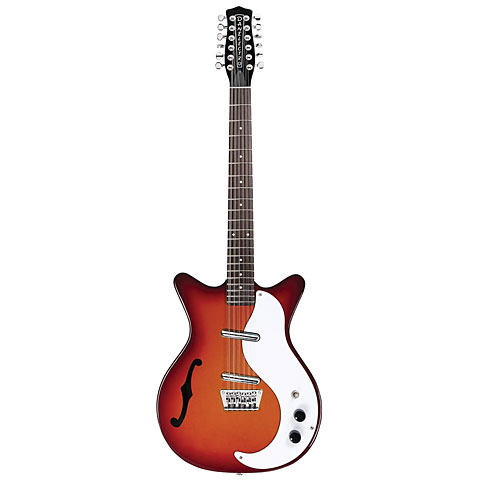 Danelectro DC59CSB 12-String Hollowbody