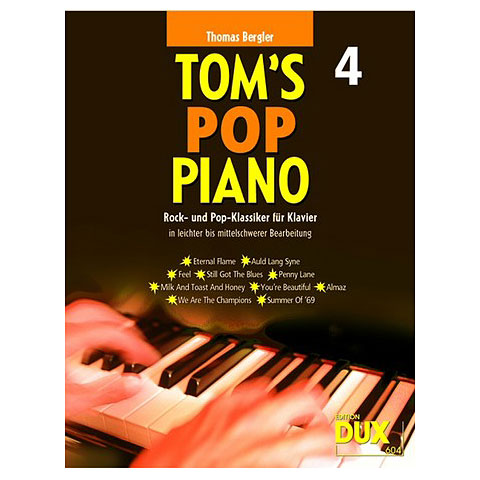 Dux Tom's Pop Piano 4