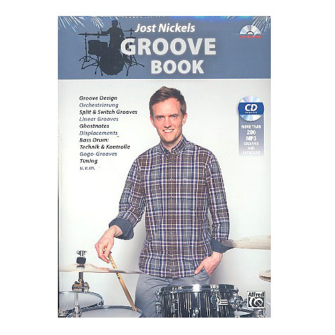 Alfred KDM Groove Book