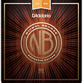 D'Addario NB1256 Nickel Bronze Set « Saiten Westerngitarre