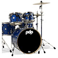 pdp Concept Maple CM5 Blue Sparkle « Schlagzeug