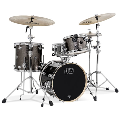 DW Performance Pewter Sparkle