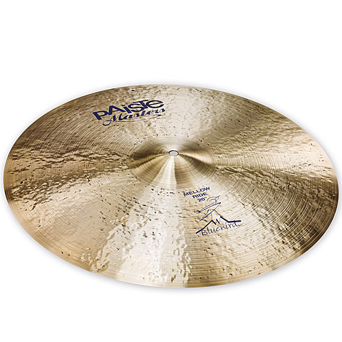 Paiste Masters Masters 20  Mellow Ride  Blue Bird