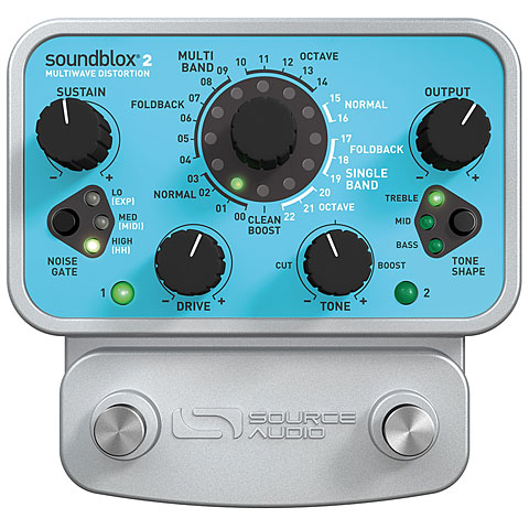 Source Audio Soundblox2 Multiwave Distortion