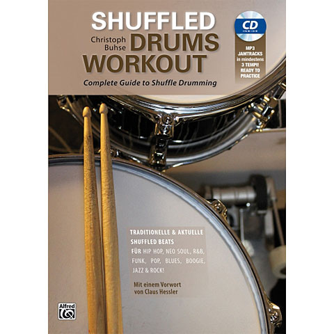 Alfred KDM Shuffled Drums Workout