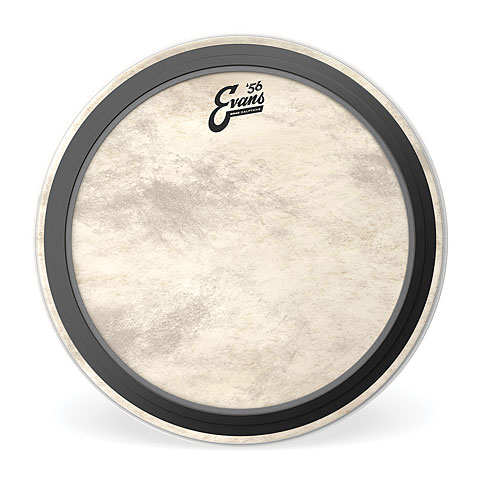 Evans EMAD Calftone 18  Bass Drum Head
