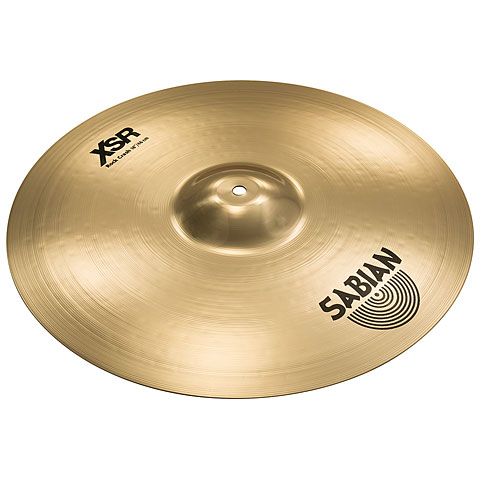 Sabian XSR 18  Rock Crash