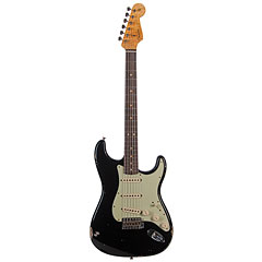 Fender Custom Shop 1964 Stratocaster Black « E-Gitarre