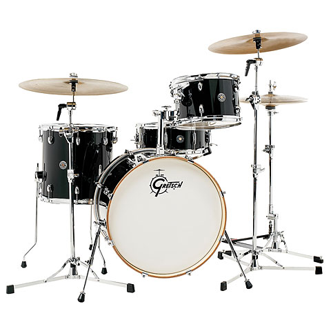 Gretsch Catalina Club 20  Piano Black Drumset